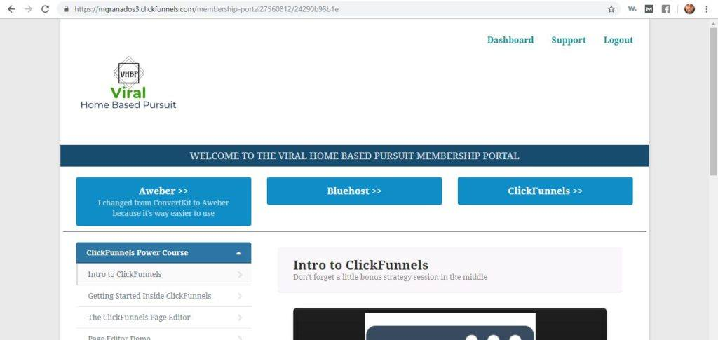 clickfunnels review training