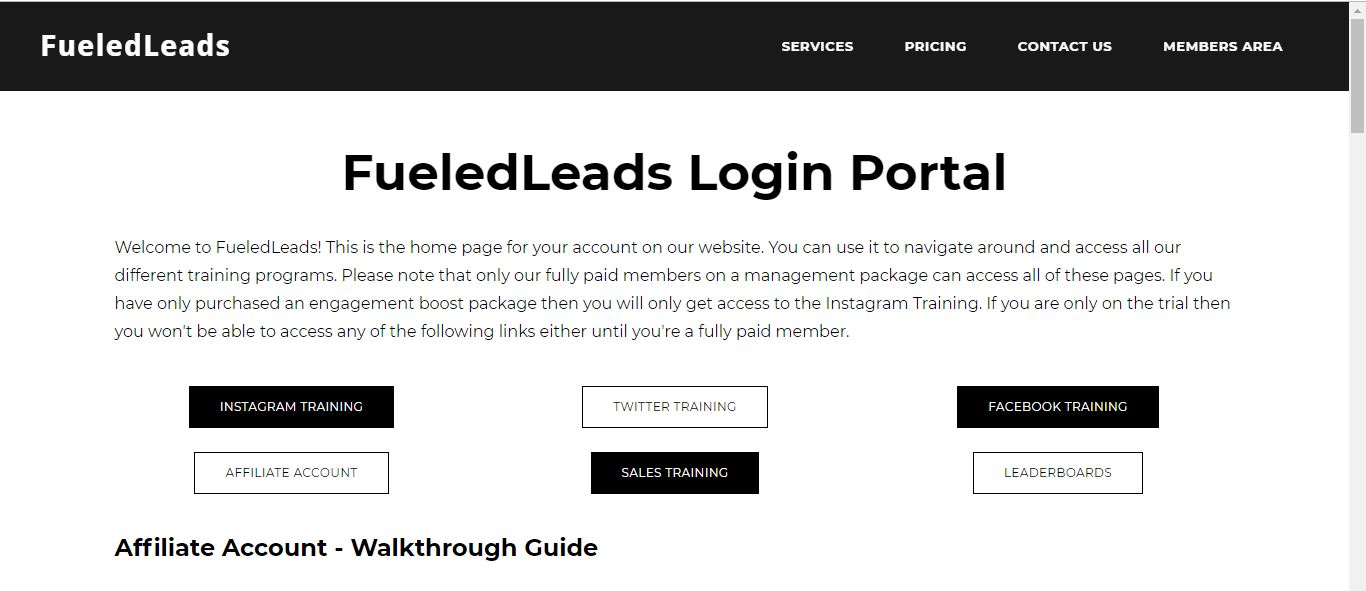 fueledleads services