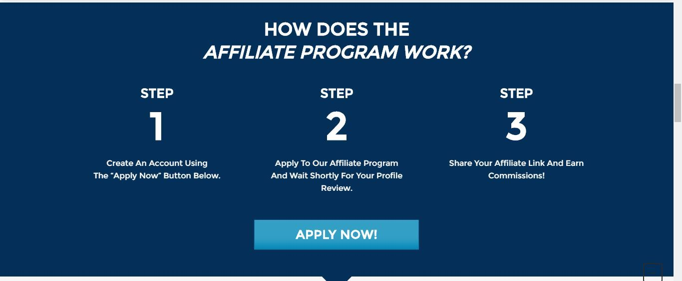 white wolf cbd affiliate signup steps