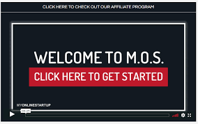 my online startup affiliate marketing course