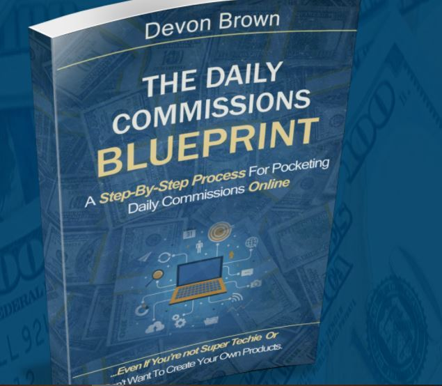 daily commissions blueprint report