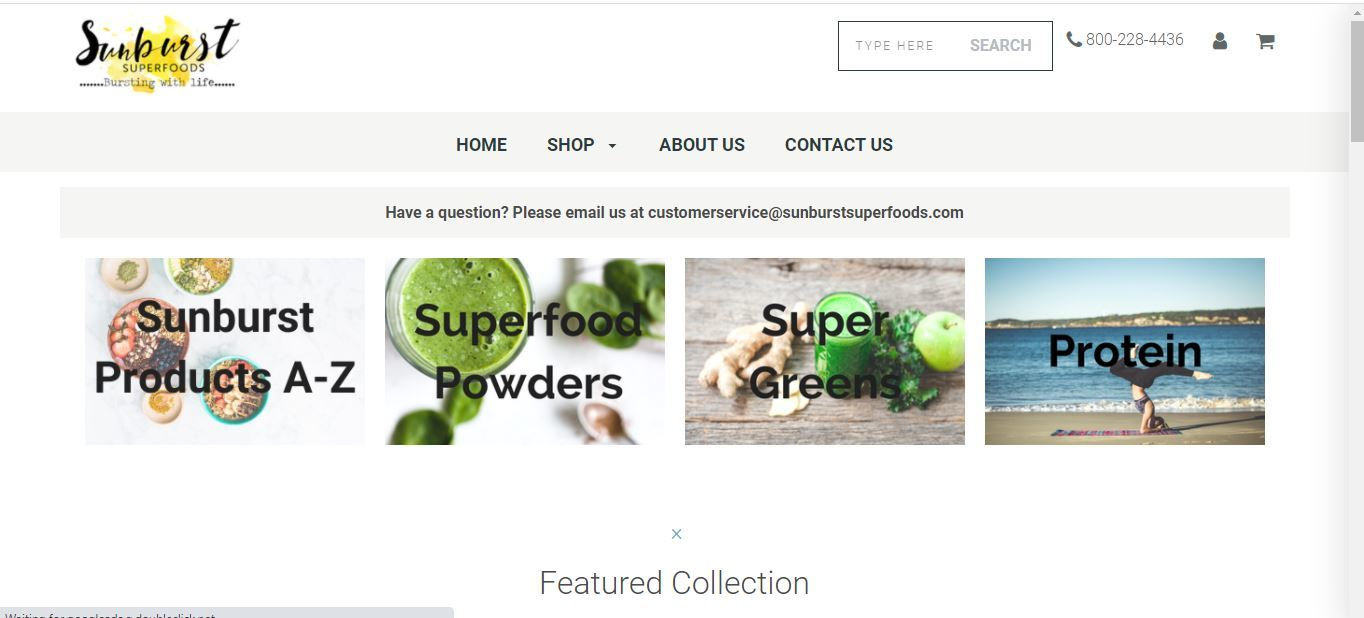 sunburst superfoods affiliate program