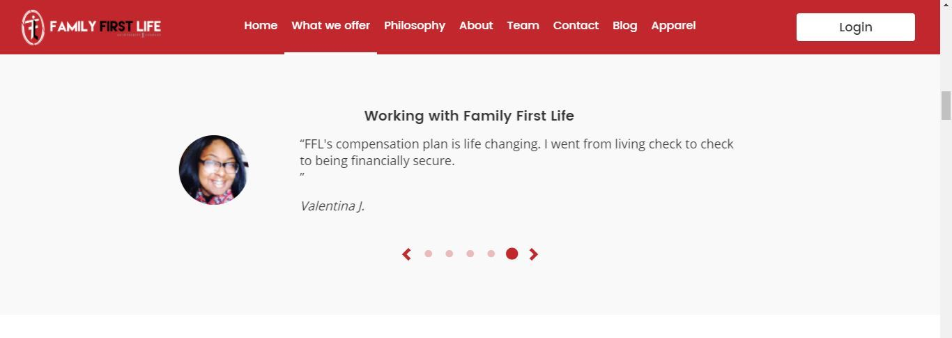 family first life reviews