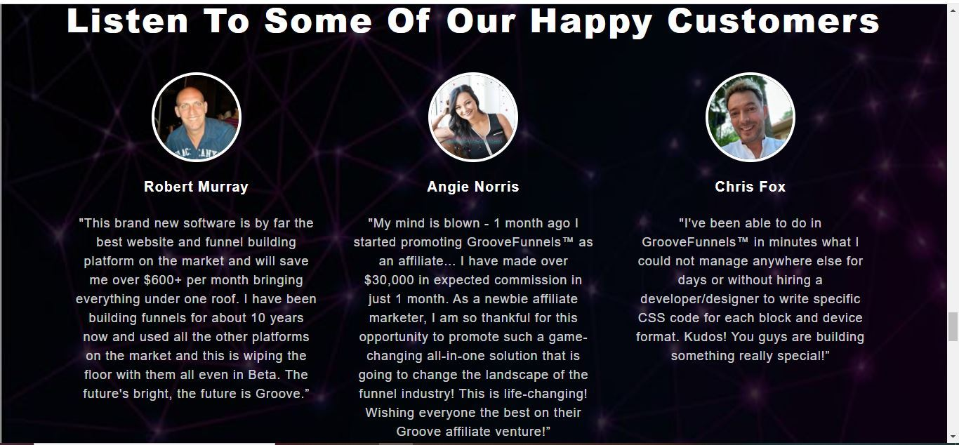 groovefunnel reviews