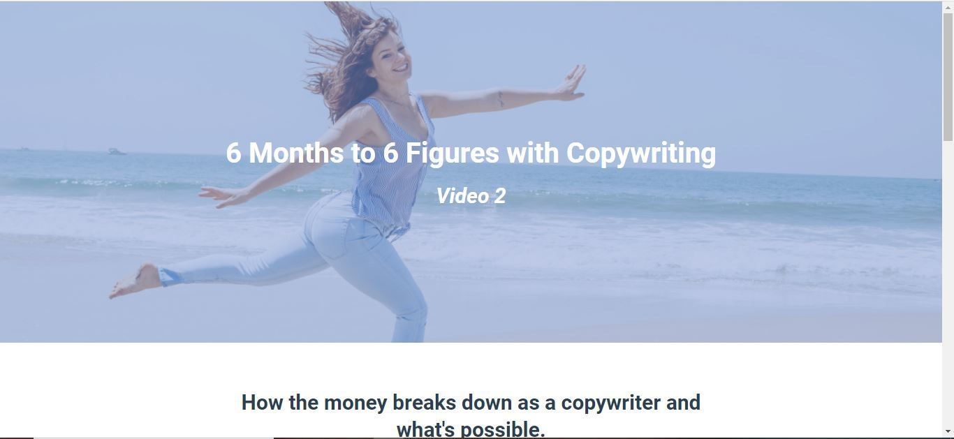 write your way to freedom video 2