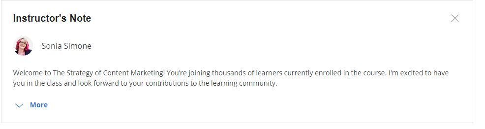 coursera instructor note