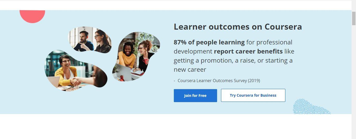 coursera learning outcomes