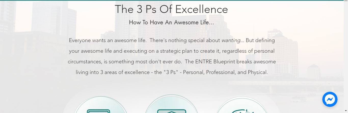 jeff lerner 3 ps of excellence