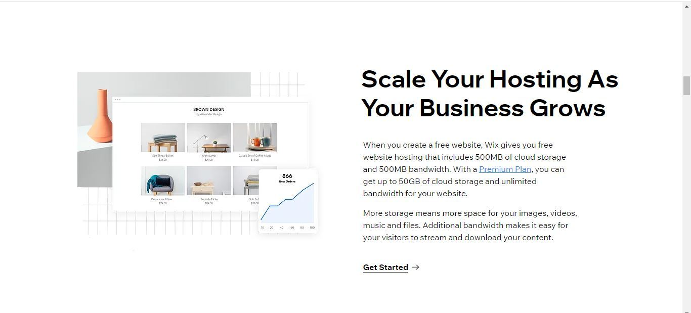 wix scale