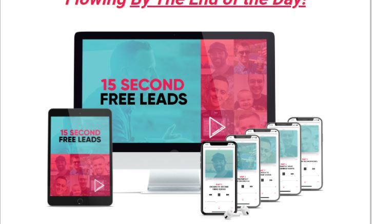 15 second free leads reviewed