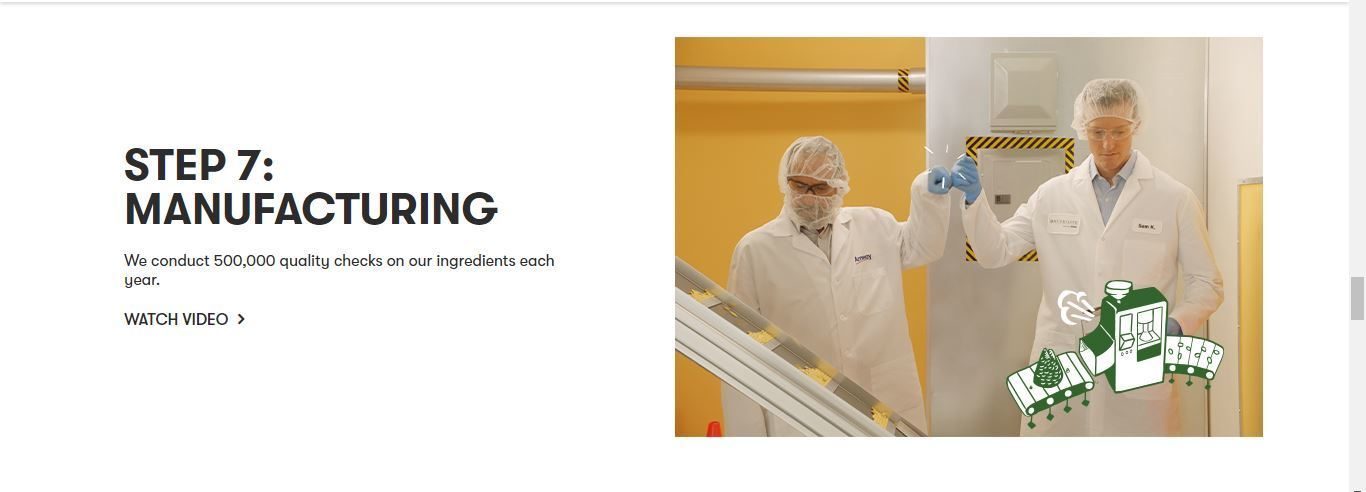 amway manufacturing