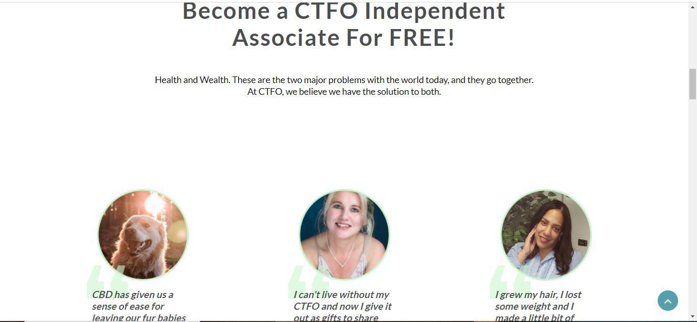 ctfo opportunity