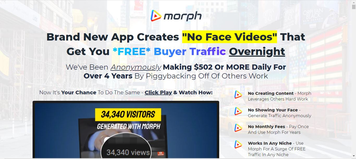 what is morph