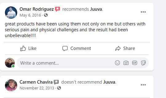juuva reviews