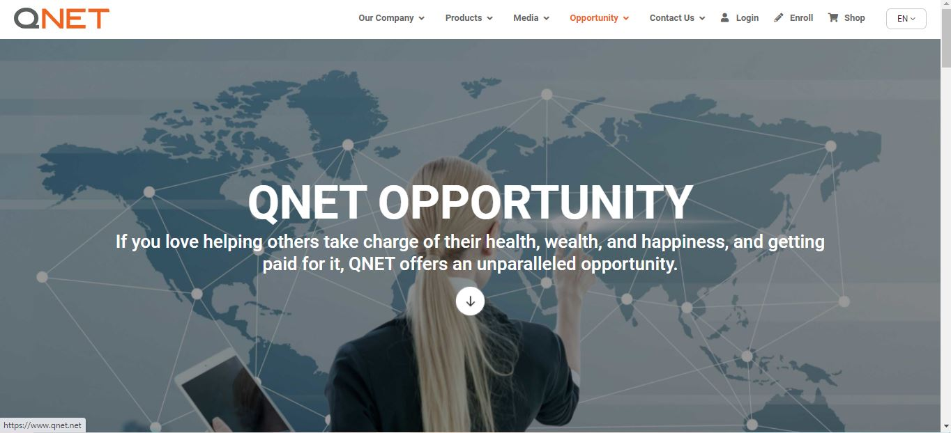 qnet business opportunity
