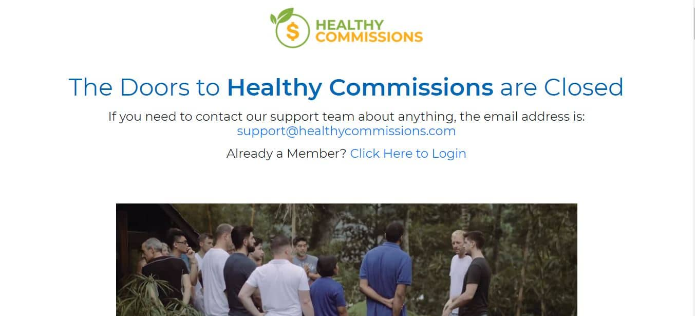 healthy commissions review